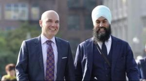 Jagmeet Singh wins his riding as NDP loses Quebec seat